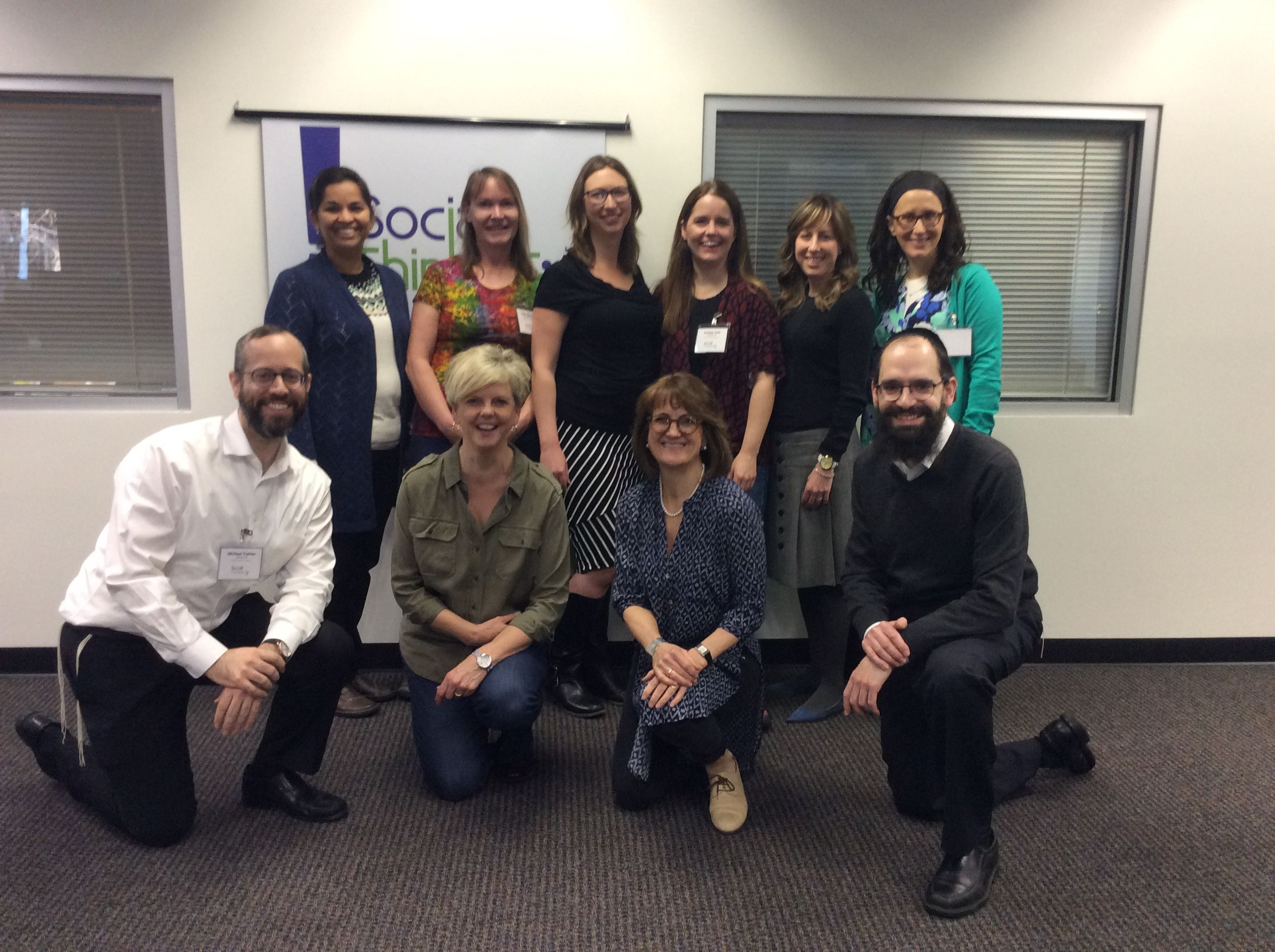 Last Month We Had A Fantastic Group Of Social Thinking