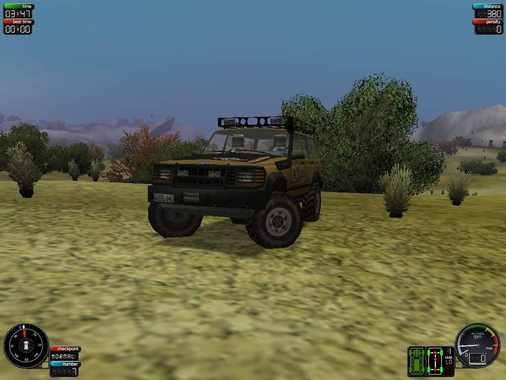 le jeu screamer 4x4