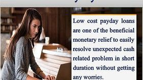 Low cost bad credit loans are arranging most reliable cash ...