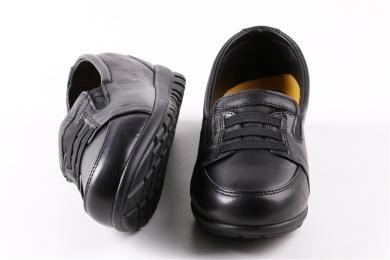 Carinio Jacks - Kadın Siyah Günlük Ayakkabı
