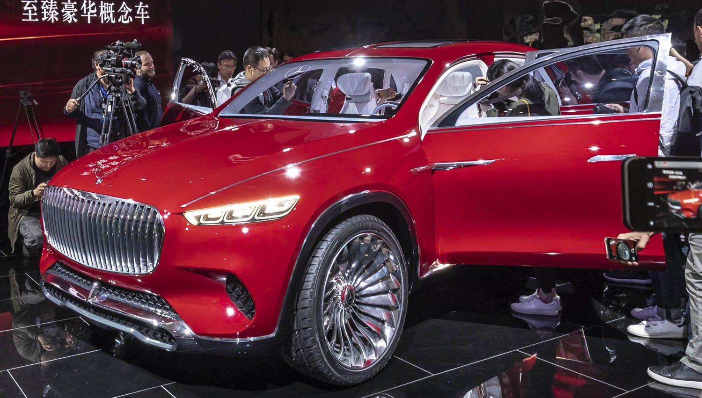 مرسيدس مايباخ ألتيميت لاكجيري الفخامة المتفر دة والمستوى المتفوق موقع ويلز Maybach Mercedes Maybach Mercedes