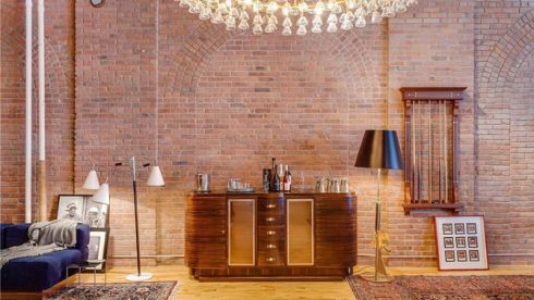 Adam Levine and Behati Prinsloo List Classic Loft in Lower Manhattan