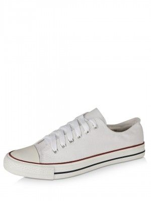NO DOUBT Lace Up Baseball Trainers from