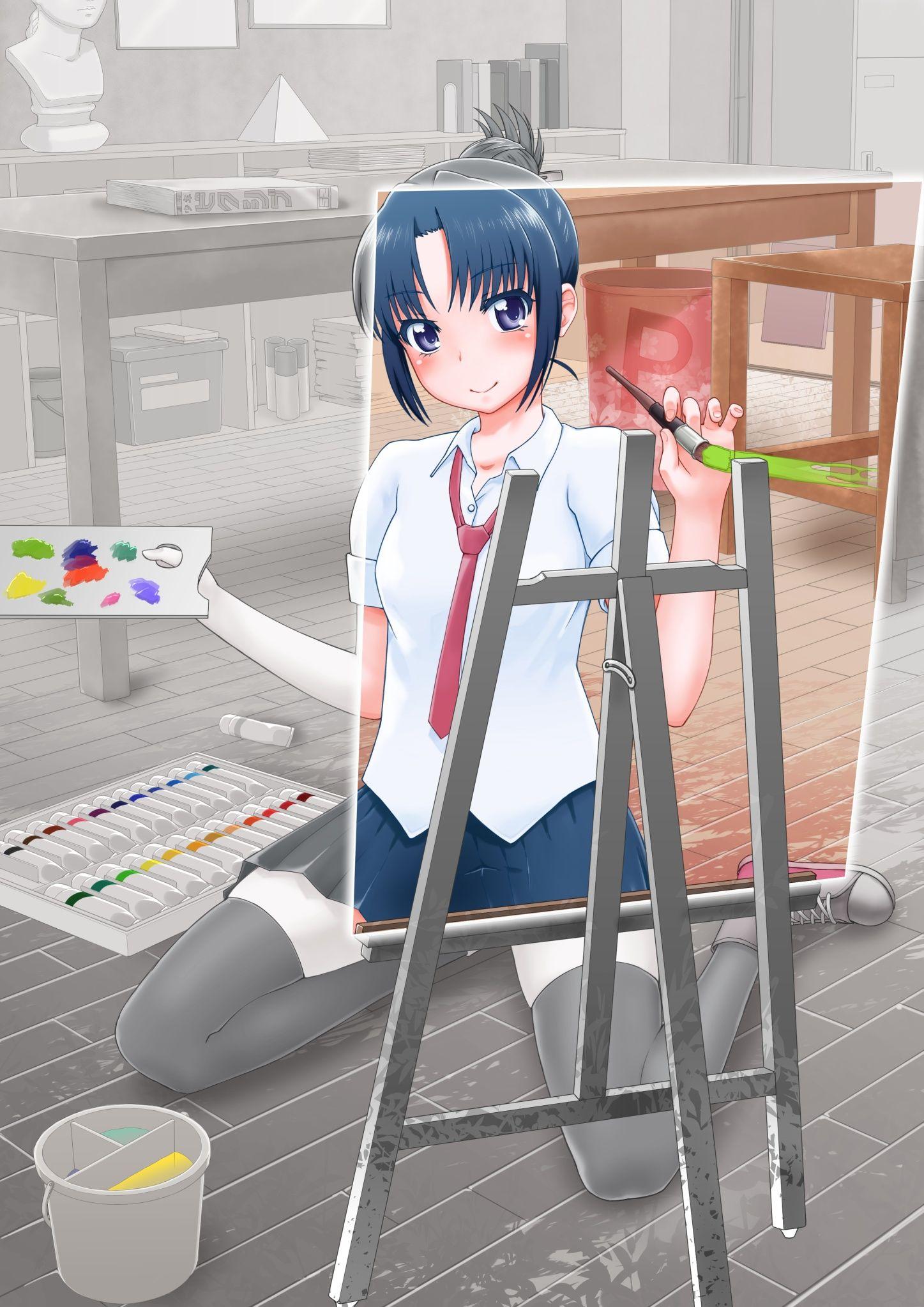 Pin on Pretty anime style pics