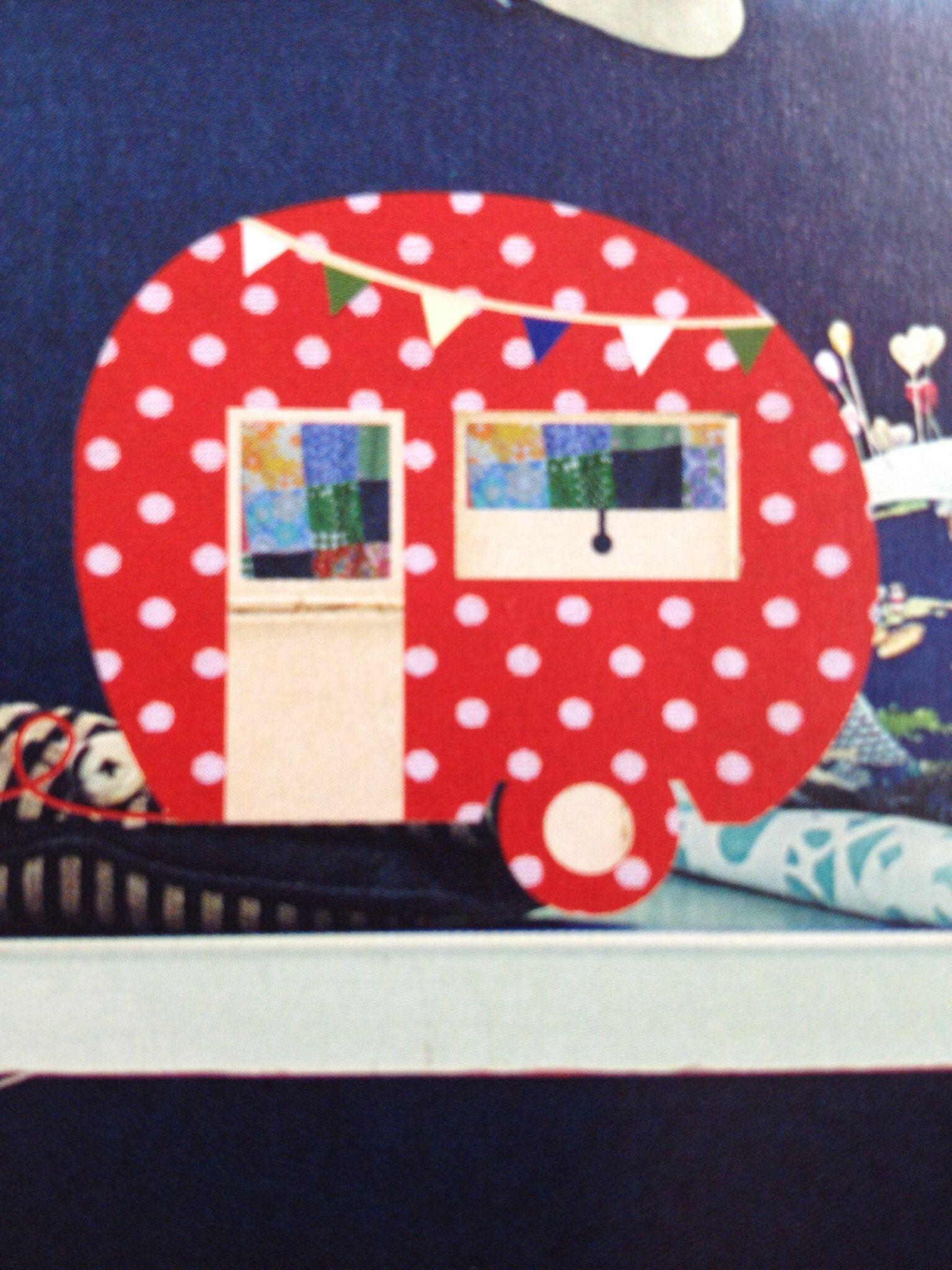 Cardboard caravan by kate ulman cardboard tableware