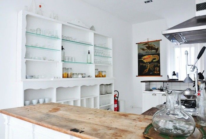 Kitchen Rental at Sleep in the City | Remodelista
