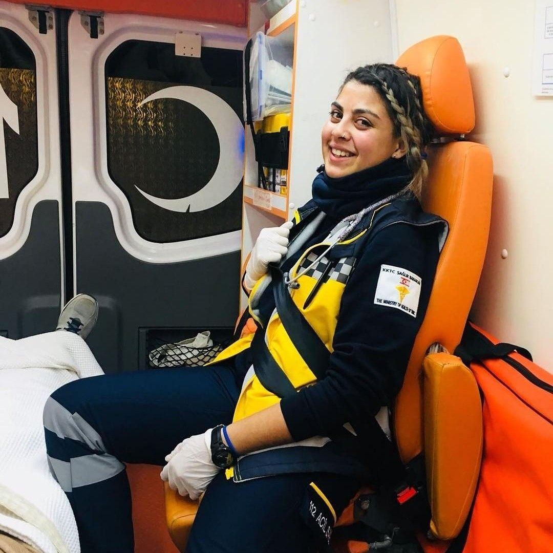Ems life nurse emergency medical service