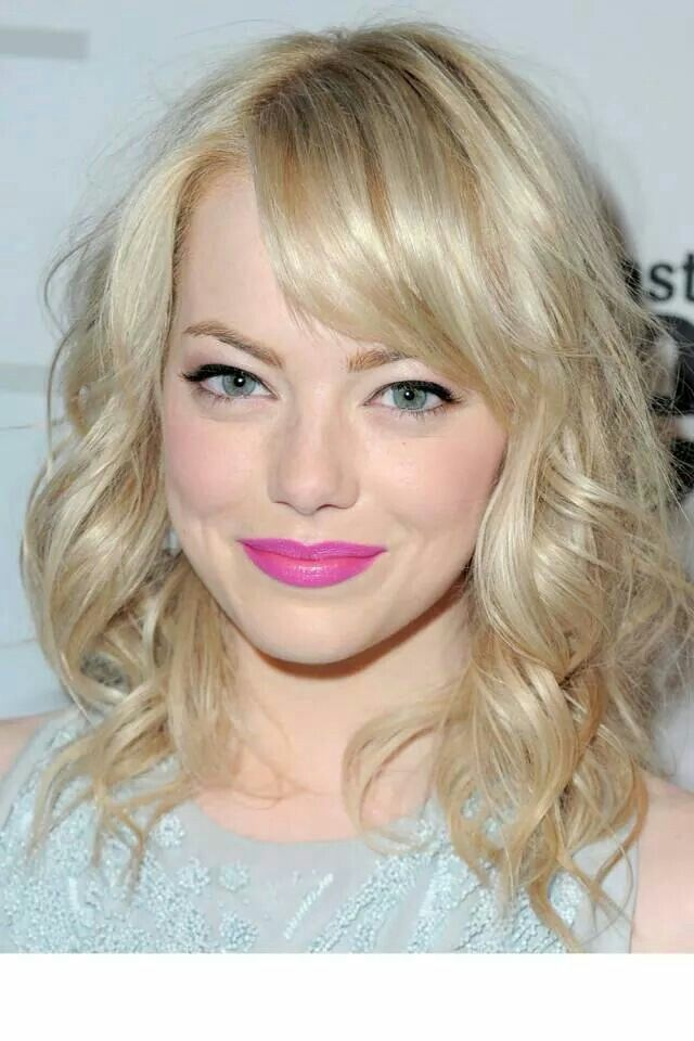 Love pink lipstick in the summer