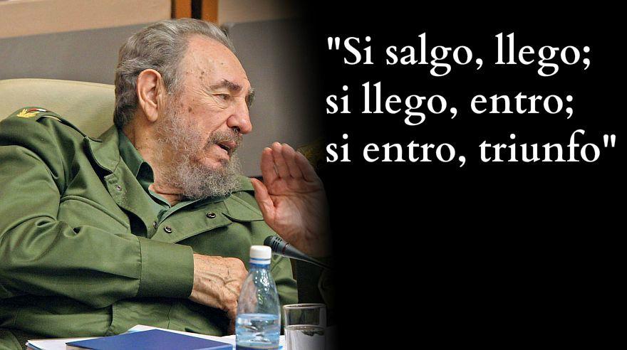 Fidel Castro Las Frases Que Lo Hicieron Líder