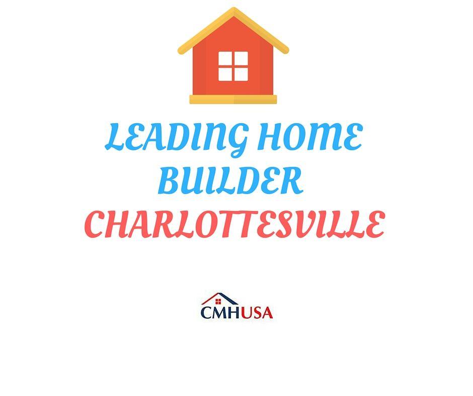 Home Builders In Charlottesville Va
