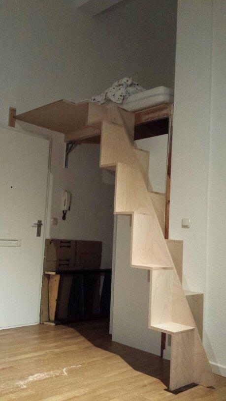 Samba Treppe - Auf zum neuem Hochbett | Lofts, Mezzanine and Tiny houses