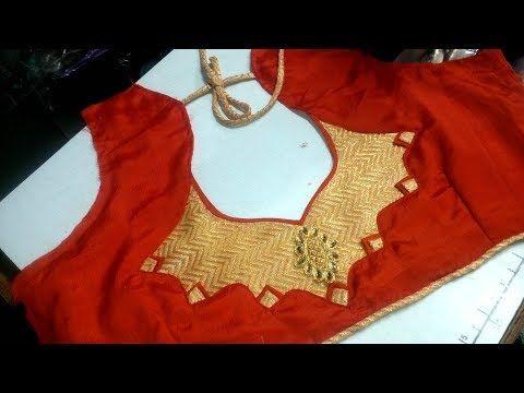 3ba993528e0cd Latest hand model blouse designe - YouTube
