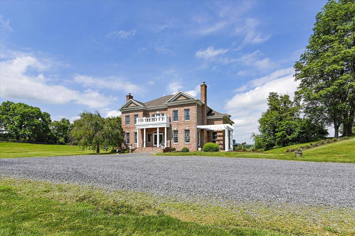 Equestrian estate for sale in fauquier county virginia