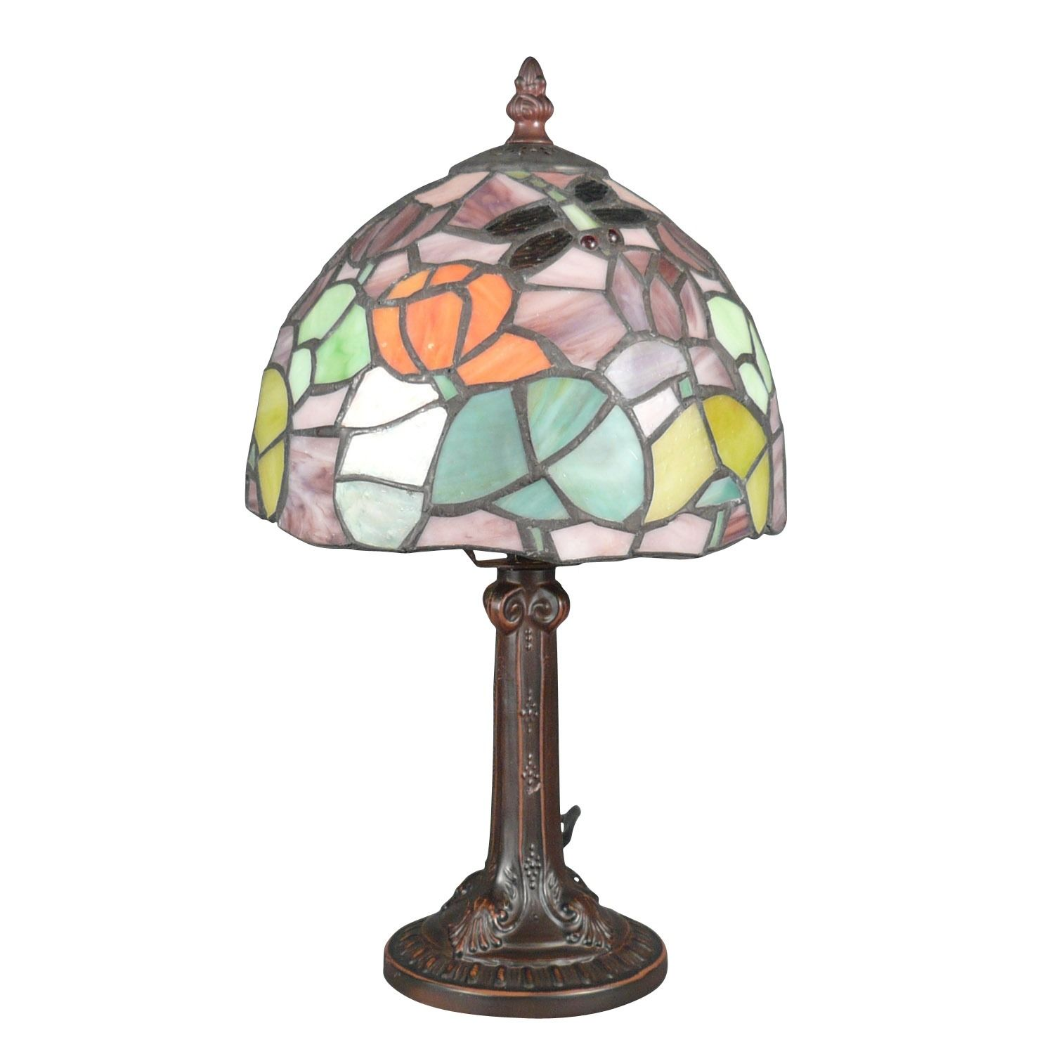 Tiffany Lampe Blaue Lilie Blume Tiffany Lamps Flower Lamp Shade Stained Glass Lamps