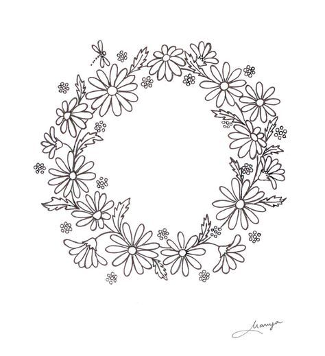 Embroidery designs by hand pattern beautiful 17+ Best