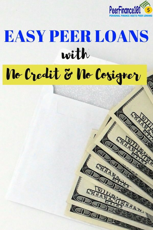 Bad Credit Personal Loan With Cosigner >> A Low Credit Score Or The Lack Of A Cosigner Need Not Keep