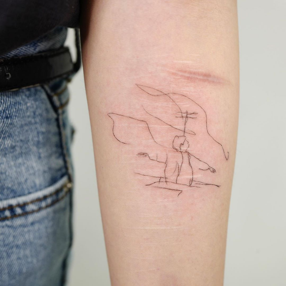 35 Ideas For Simple Strokes Tattoos Koees Blog in 2020