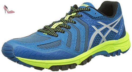 T724n5090, Chaussures de Running Compétition Homme, Bleu (Insignia Blue/Black/Gold Fusion), 42.5 EUAsics