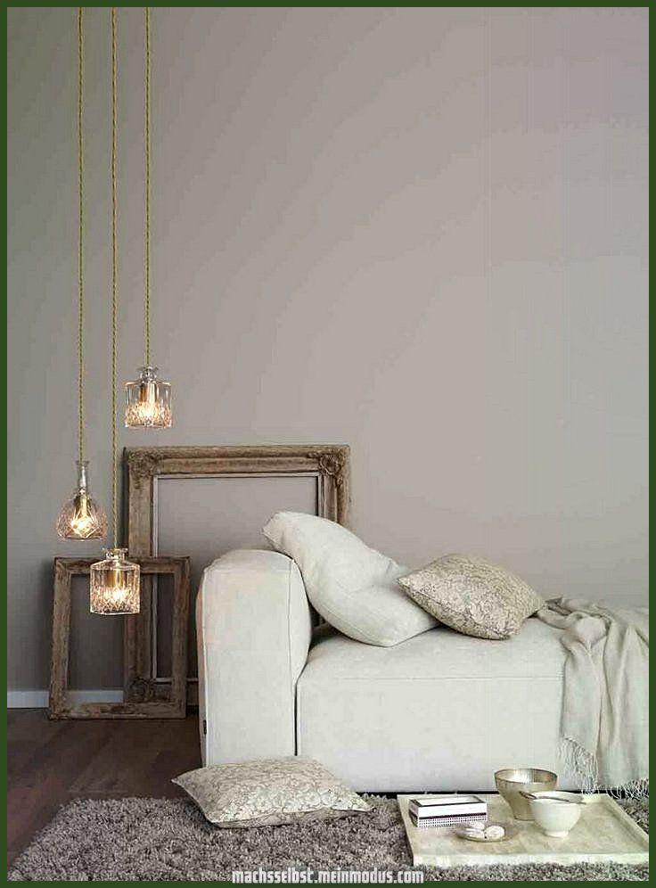 Die Besten Graue Wand im Wohnzimmer Alpina Feine Farben Nr. 06 Dächer von Paris #alpinafeinefarben