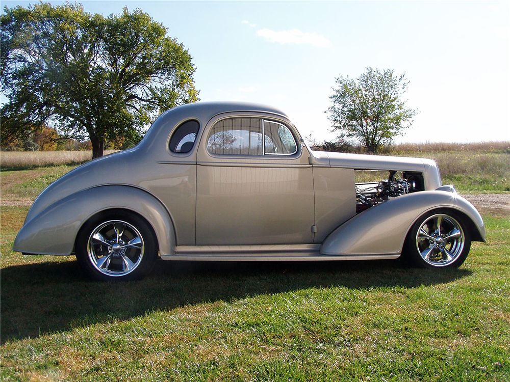 1936 chevy coupe - Google Search | 36 chevy | Cars, Antique