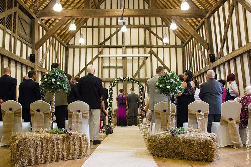 High House Barns Wedding Venue In Essex
