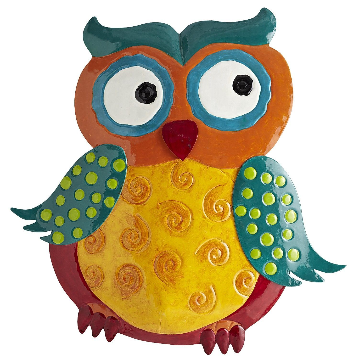 totally going to get this -- Pier 1 Cheerful Owl Wall Decor has a ...