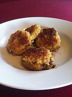 Spanish Rice Cakes