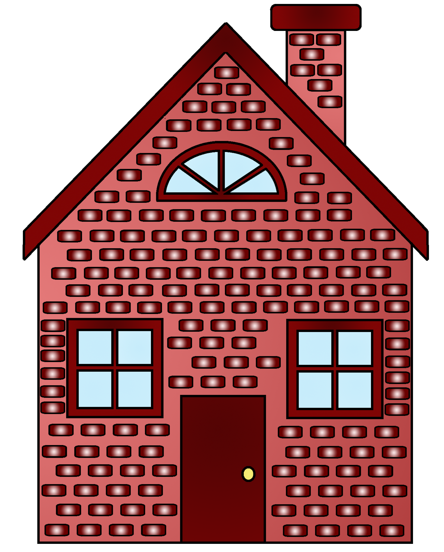 Graphics By Ruth 3 Little Pigs Little Pigs Paper Doll House Three Little Pigs [ 1837 x 1477 Pixel ]