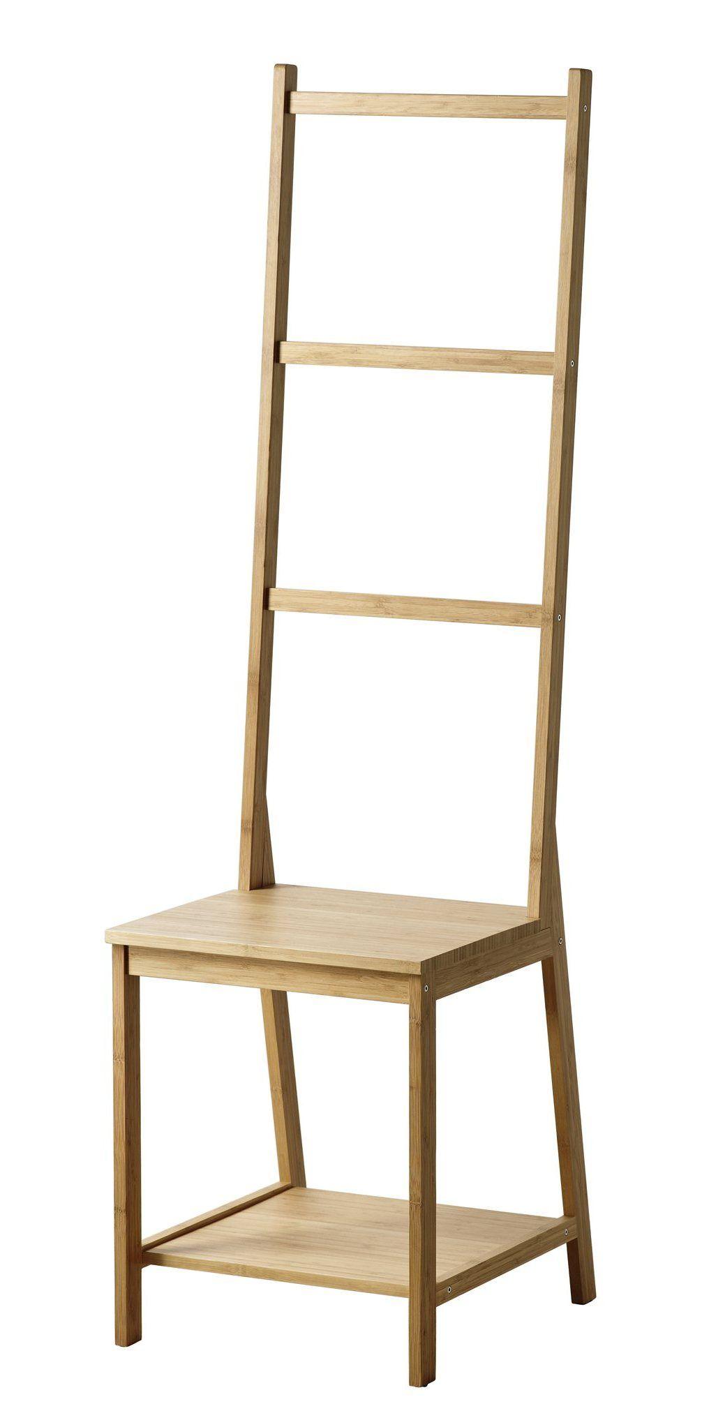 Chaise Seche Serviette Accessoires Salle De Bain Porte Serviette Ikea