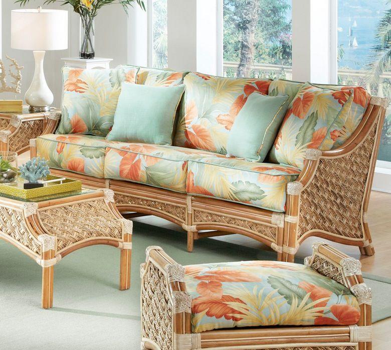Pin on Rattan furniture/tropical decor
