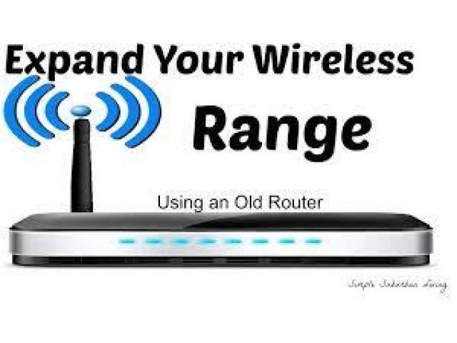 Wifi wireless router installation setup internet booster hotspot