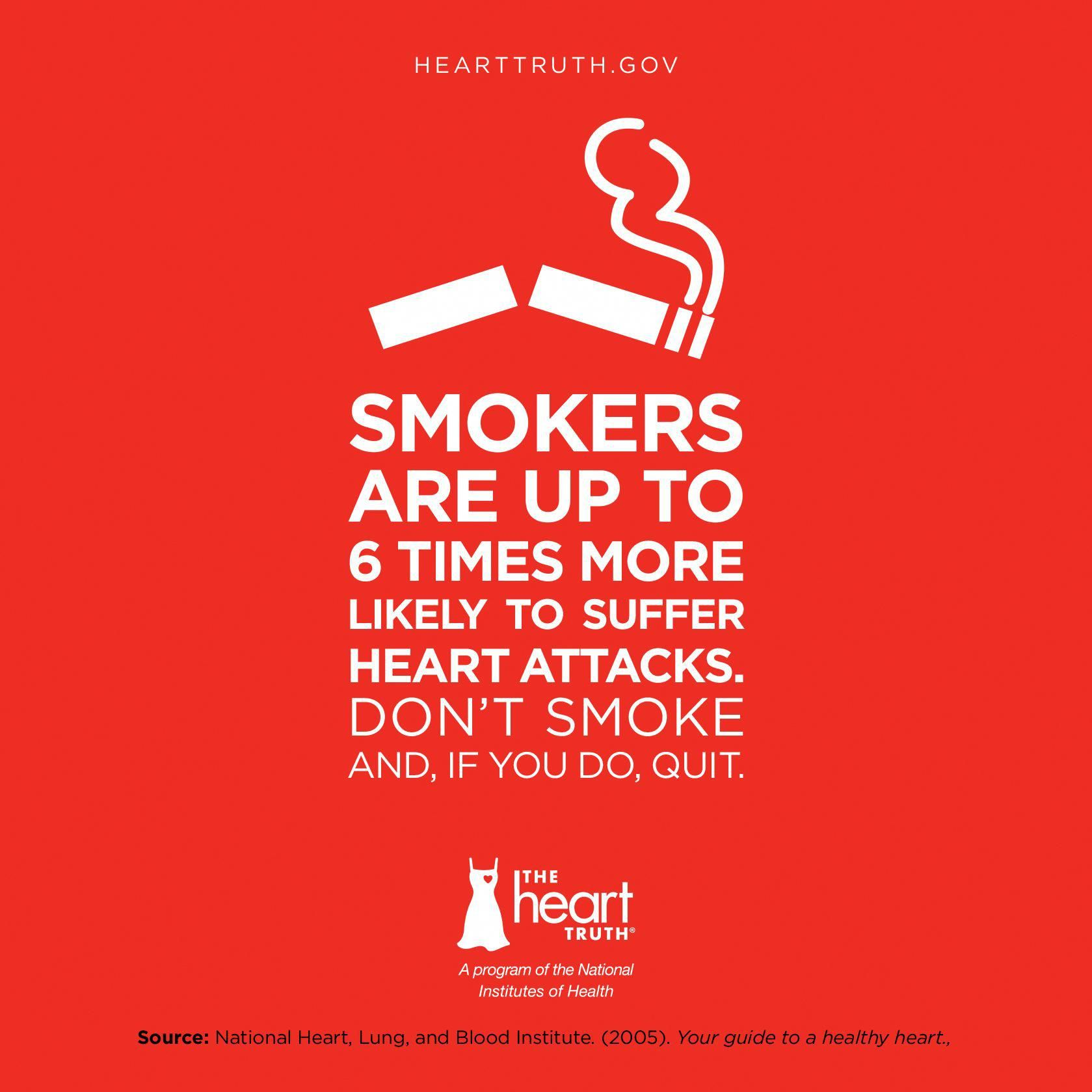 Did You Know There Is A Direct Link Between Smoking And Heart