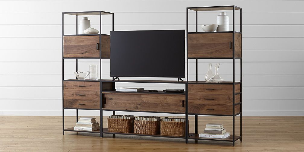 knox modular home office collection furnishings. Black Bedroom Furniture Sets. Home Design Ideas