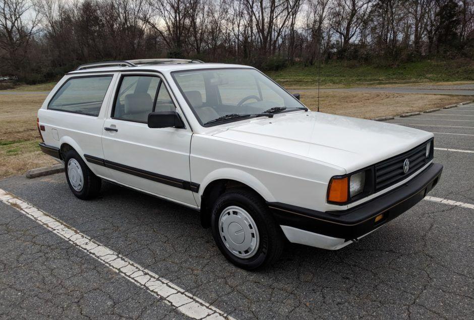 1988 Volkswagen Fox Wagon 4Speed Vw fox, Volkswagen, Wagon
