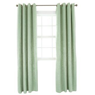 Windsor Home Mila 84 Inch Blackout Curtain Panel 54 Inches Wide