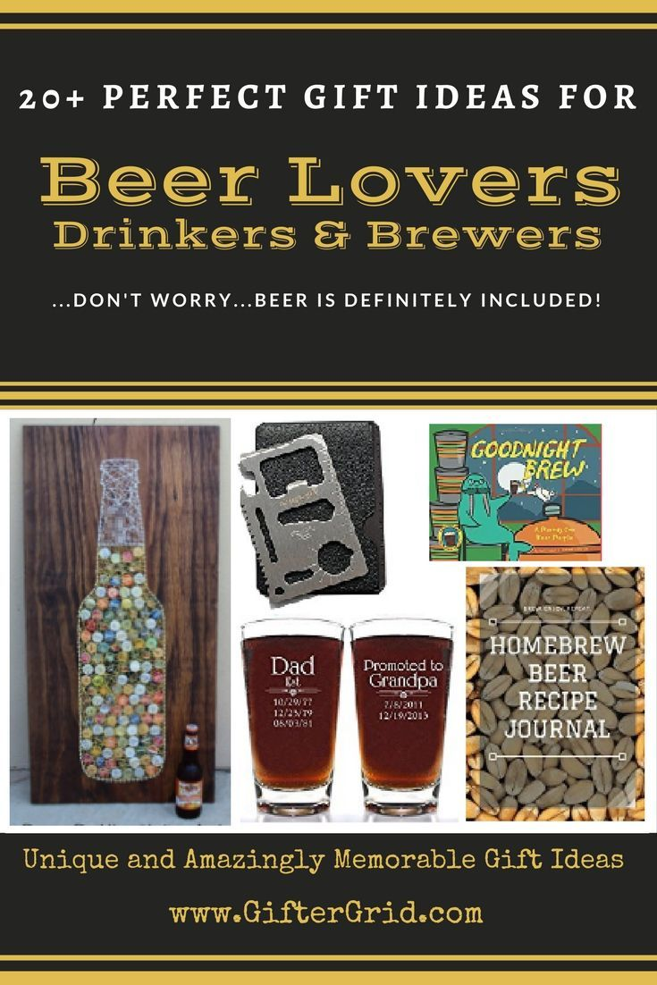 Gift ideas for those who love beer these are great gifts for those gift ideas for those who love beer these are great gifts for those who love to drink or brew beer and include diy projects gifts to purchase as negle Images