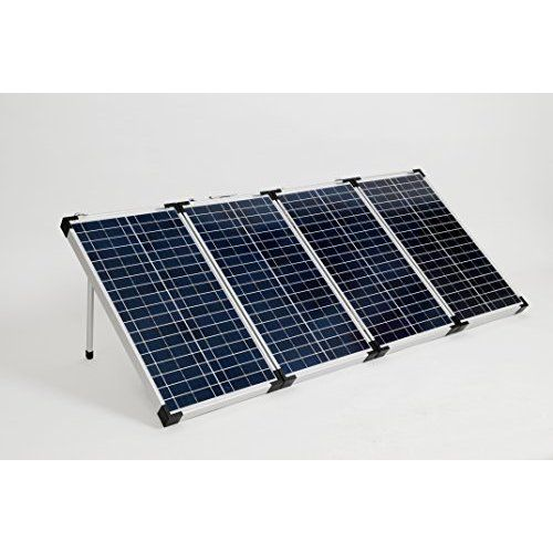 Go Power Gp Psk 120 120w Portable Folding Solar Kit With 10 Amp Solar Controller Solar Kit Solar Panels Solar