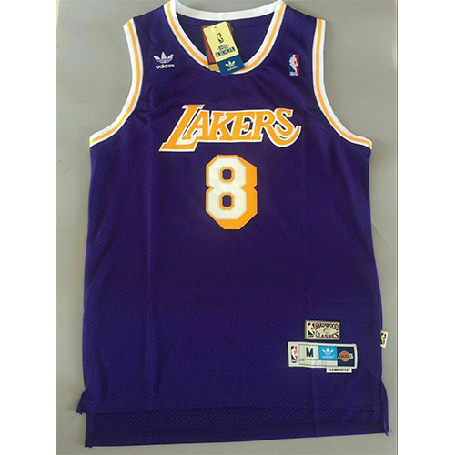 Kobe Bryant La Lakers Hardwood Classics 8 Men S Swingman Jersey Purple Jerseys For Cheap In 2020 Kobe Bryant La Lakers Kobe Bryant La Lakers