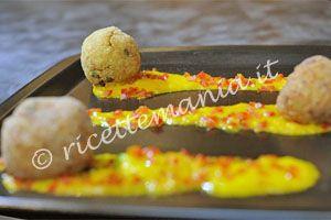 Ricetta bimby polpette di quinoa