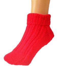 Sock Patterns Patterns at Eat.Sleep.Knit | Bed socks ...