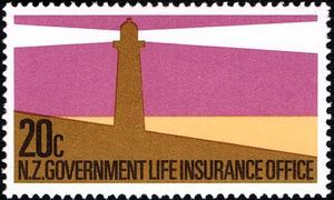 Pink And Yellow Lighthouse Lighthouse Life Insurance New Zealand