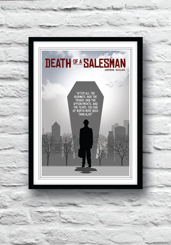the death of salesman The fact that performances of death of a salesman have met with acclaim throughout the world testifies to its universality: the play's conflicts and themes appear not to be uniquely american.