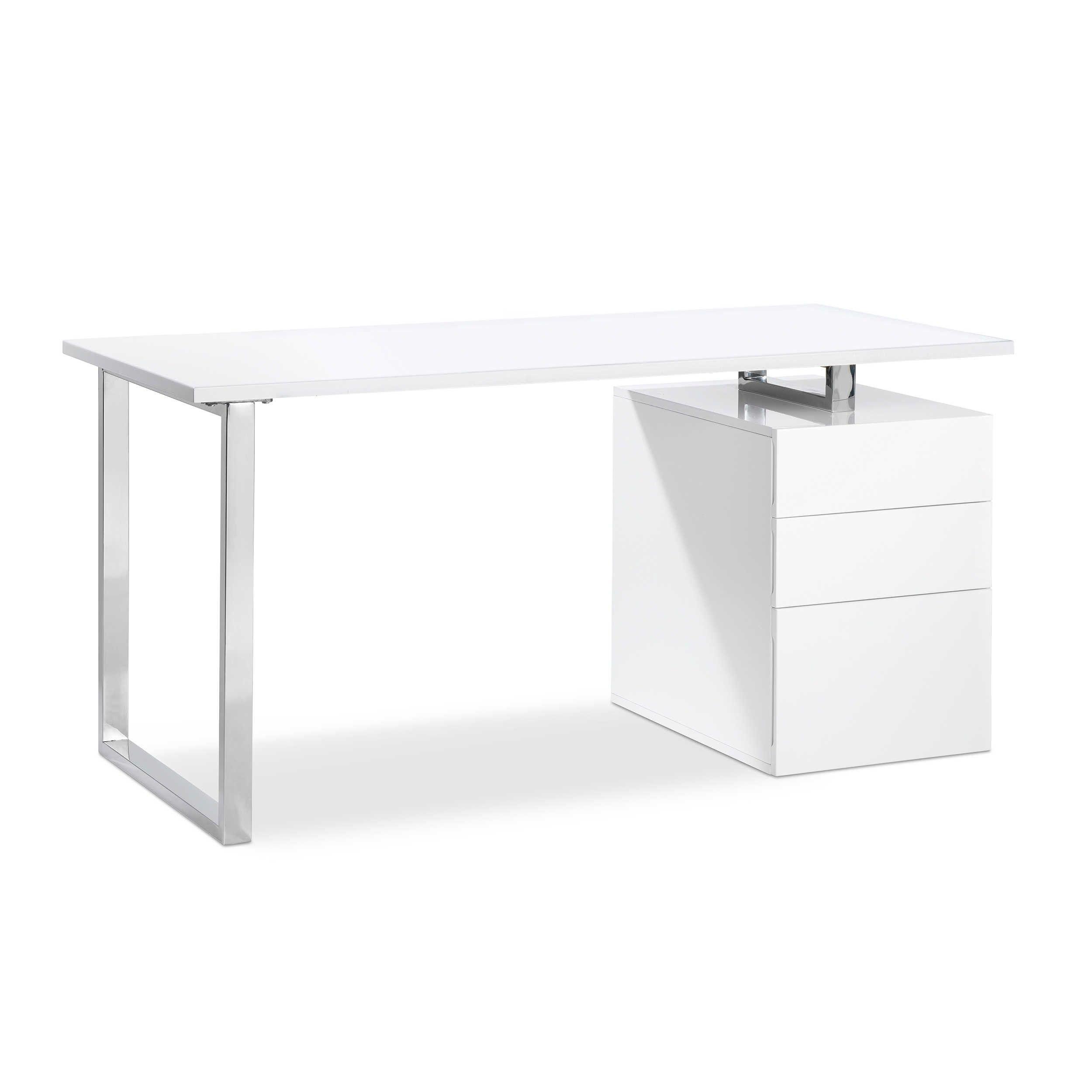 Schreibtisch Weiss Guenstig 2021