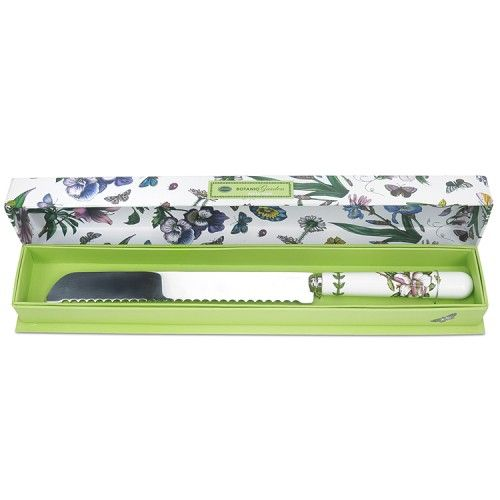 Portmeirion Botanic Garden Bread Knife Bread Knife Portmeirion