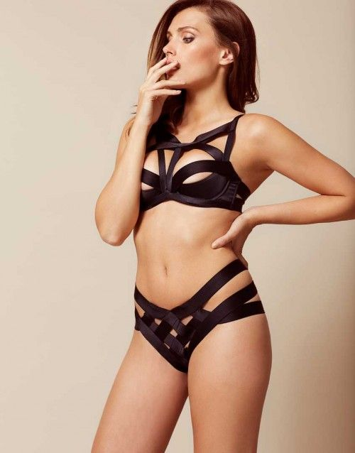 a5bbc6df0e808 Knickers by Agent Provocateur - Whitney Big Brief | Lingerie love ...