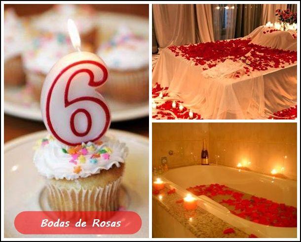 Bodas De Rosas 6 Anos De Namoro Com Imagens Bodas De Rosas