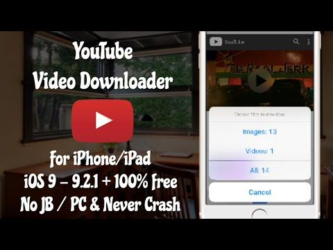 Update]] Youtube Video Downloader For iOS 9 - 9 2 1 / 9 3 100% Free