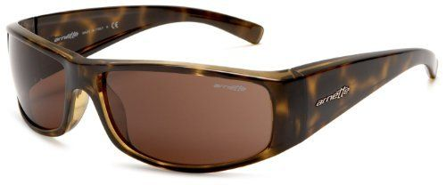 4b0ae8d197 Arnette Full House Xl Rectangular Sunglasses,Havana Frame/Brown Lens ...