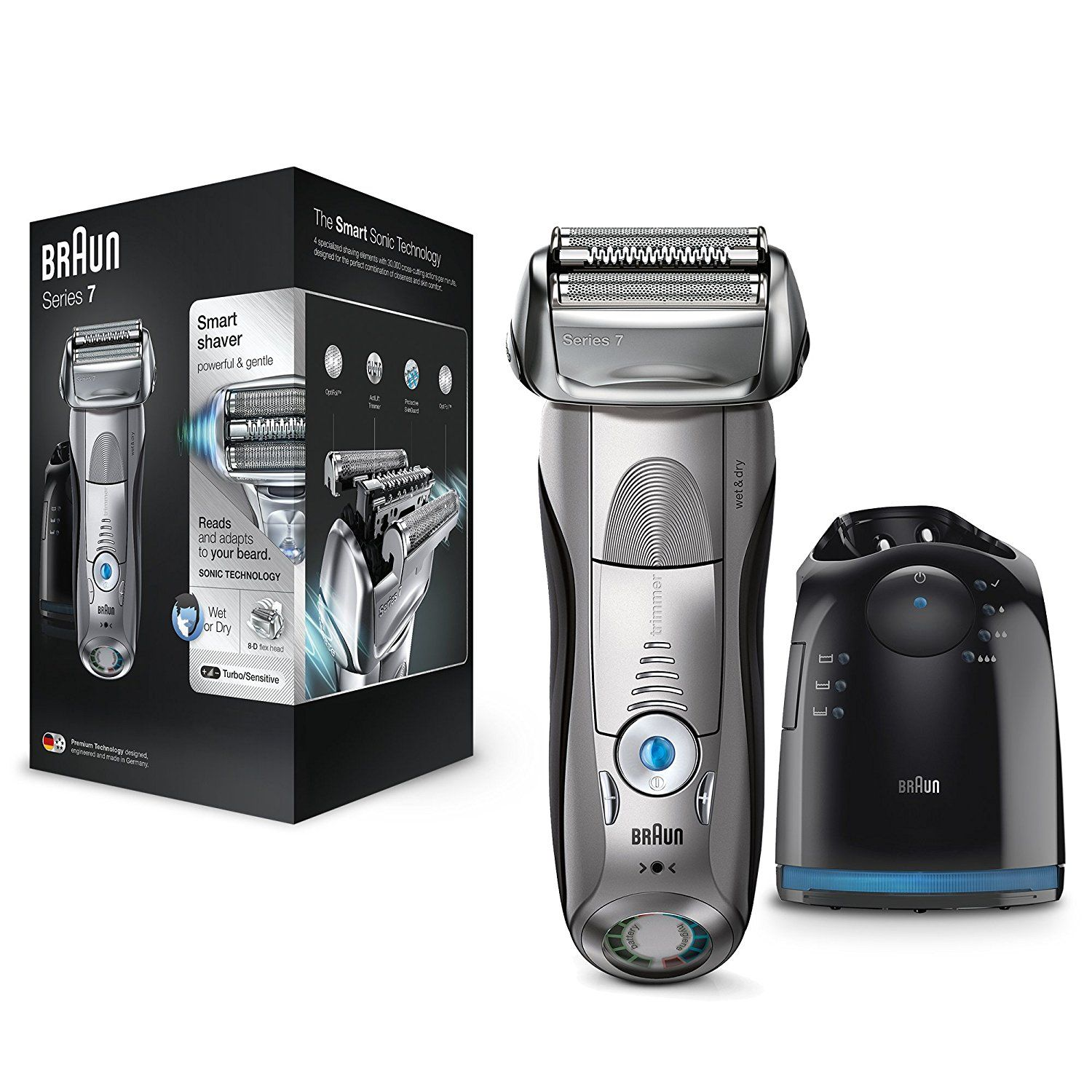 Braun Series 7 Comparison What Are The Differences Braun Shaver Best Electric Shaver Foil Shaver