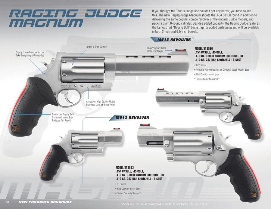 Raging Judge! 454 Casull, 410 Shotgun and 45 Long Colt    | 2nd